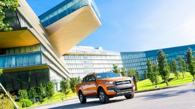 Ranger 2015 cũng không thể cứu vãn doanh số của ford